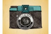 Ilustraciones  / Ilustraciones relacionadas con la fotografía