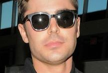 Zac Efron Airport