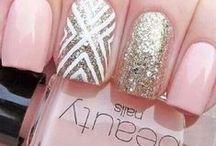 Manicure / Hermosos diseños para tus uñas #manicure #nails #bodas #novias