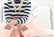 Striped Clothing / Different ideas for how to wear stripes.