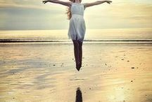 Believe you can fly / Levitation Photography