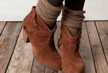 Bootielicious / Featuring boots, booties, and how to wear them.