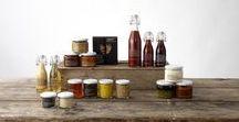 THE LARDER / Organic jams, chutneys, dressings & more from the Larder at Daylesford