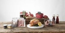 THE BUTCHER / Organic and pastured meat from our farm in the Cotwolds