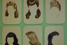 Hair all the way / Hairstyles I wish I could have