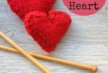 Knitting Love / #knitting #knit