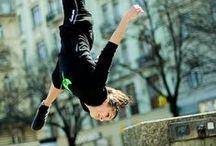 Yoga, Dance & Free Running / Look Sharp + Live Smart !  Make yourself Fit!!