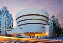 FLLW - Guggenheim Museum / Solomon R. Guggenheim Museum, New York, New York.1959.
