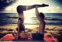 Yoga on my mind