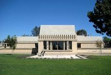 FLLW - Hollyhock House / Aline Barnsdall Hollyhock House, East Hollywood, California, 1919–1921.
