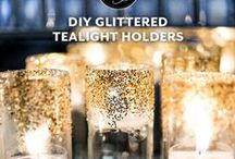 DIY Wedding Ideas / Some things are better created by YOU!