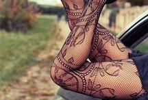 ~ Tights, Shawls, Socks & Gloves  ~
