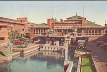 FLLW - Imperial Hotel / Imperial Hotel. Tokyo, Japan. 1916. (Demolished 1967)