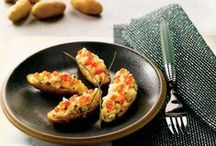 WA State Potato Appetizer Recipes / Delicious recipes made with Washington potatoes