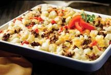 WA State Potato Breakfast Recipes / Delicious recipes made with Washington potatoes