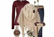 Poncho Looks / Ways to style the trendy poncho.