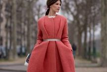 Coats / A tribute to my favorite winter item....the coat!