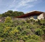 FLLW - Berger Residence / Berger House. Usonian Style. San Anselmo, California. 1950