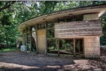 FLLW - Lewis House / George Lewis house/The Spring House (1954), Tallahassee, Florida