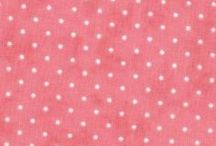 Moda Fabrics: Essential Dots