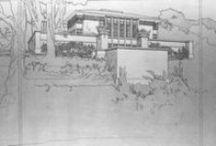 FLLW - Hardy House / Thomas P. Hardy House, in Racine, Wisconsin, 1905.