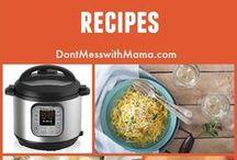 Instant Pot - Paleo / Recipes and tips for my Insta-Pot