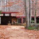 "FLLW - Spencer House / 1956 Dudley Spencer House by Frank Lloyd Wright ""Laurel"" on over 6 acres"