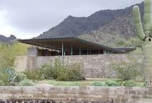 FLLW - Price Residence / Price Residence,  Paradise Valley, Arizona, 1954