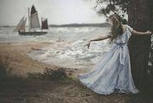 ~ At Sea ~