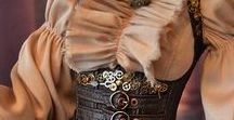 ~Steampunk fashion and accesories~