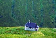Dreamy places..