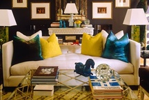 Lovely Spaces / by Leigh Brunet