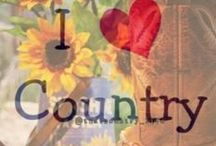 <3 COUNTRY MUSIC ! / ESPECIALLY  Kenny  Chesney !!!    (he's on his own board: KC) / by kat tee
