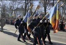 Ziua Naţională sărbătorită la Suceava / Sucevenii au umplut aproape până la refuz zona centrală a Sucevei, acolo unde duminică au avut loc manifestările dedicate Zilei Naţionale a României