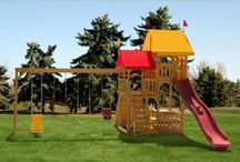 For the Kids / Kids just wants to have fun! Their rooms should be too! Not to mention the back yard!!!