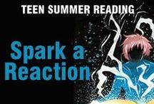 #WCCLSreads - Summer Reading 2014 / by Washington County Coop. Library Services