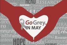 Brain Tumor Awareness Month