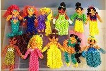 Disney Rainbow loom