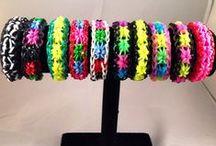 Rainbow loom accessories