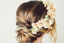 Ibiza wedding hair