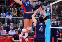 volleyвall! / My passion! Been #13 for 5 years / by Morgan Lewis