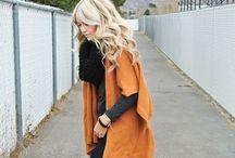 autumn & winter / fashion
