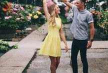 Photography Inspiration - Couples and Engagements / Love ~ Life ~ Memories