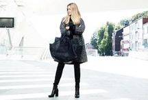 Fashion Street Style / IRINA KHÄ Street Style