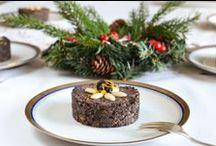 Boże Narodzenie - przepisy / Coraz bliżej Święta? Przygotuj wyśmienite i eleganckie świąteczne dania ze śliwką kalifornijską dla całej Twojej rodziny!