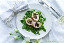 Co dziś na obiad / Pomysły na smaczne dania na obiad dla całej rodziny!