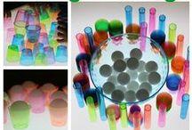 Light table ideas