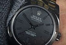 Watches / Luxury and elegance on your wrist
