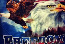 Fourth of July,Patriotism,God Bless America / by Vicky G.