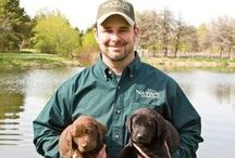 Let There Be Puppies! / At Soggy Acres Retrievers, we specialize in labrador retriever puppies. Excellent pedigrees. Perfect for the couch...or the field. www.soggyacres.com